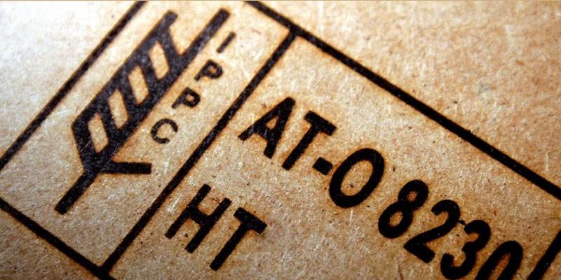 stamp IPPC ISPM 15